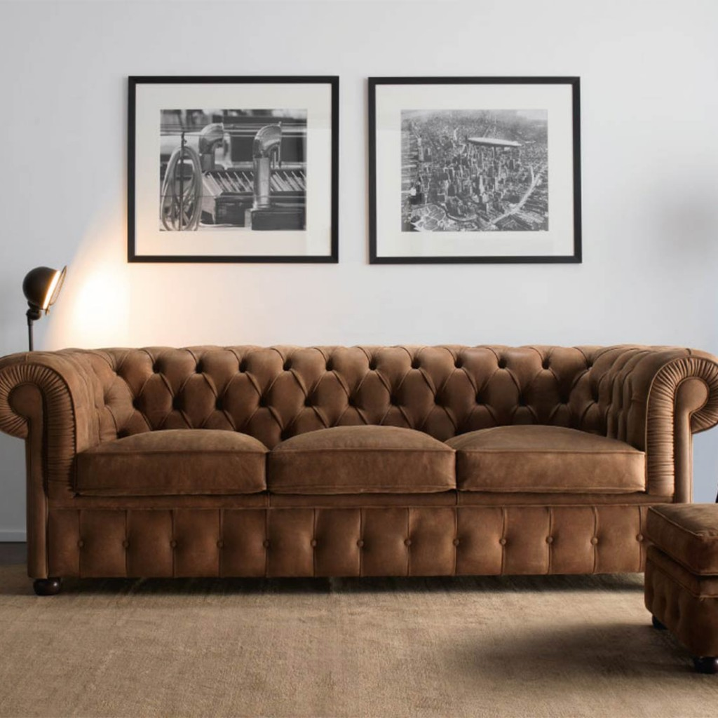 divani chesterfield usati prezzi: voffca.com mobili in pallet ... - Divani In Pelle Usati