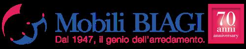logo_mobili_biagi_lariano_70anni